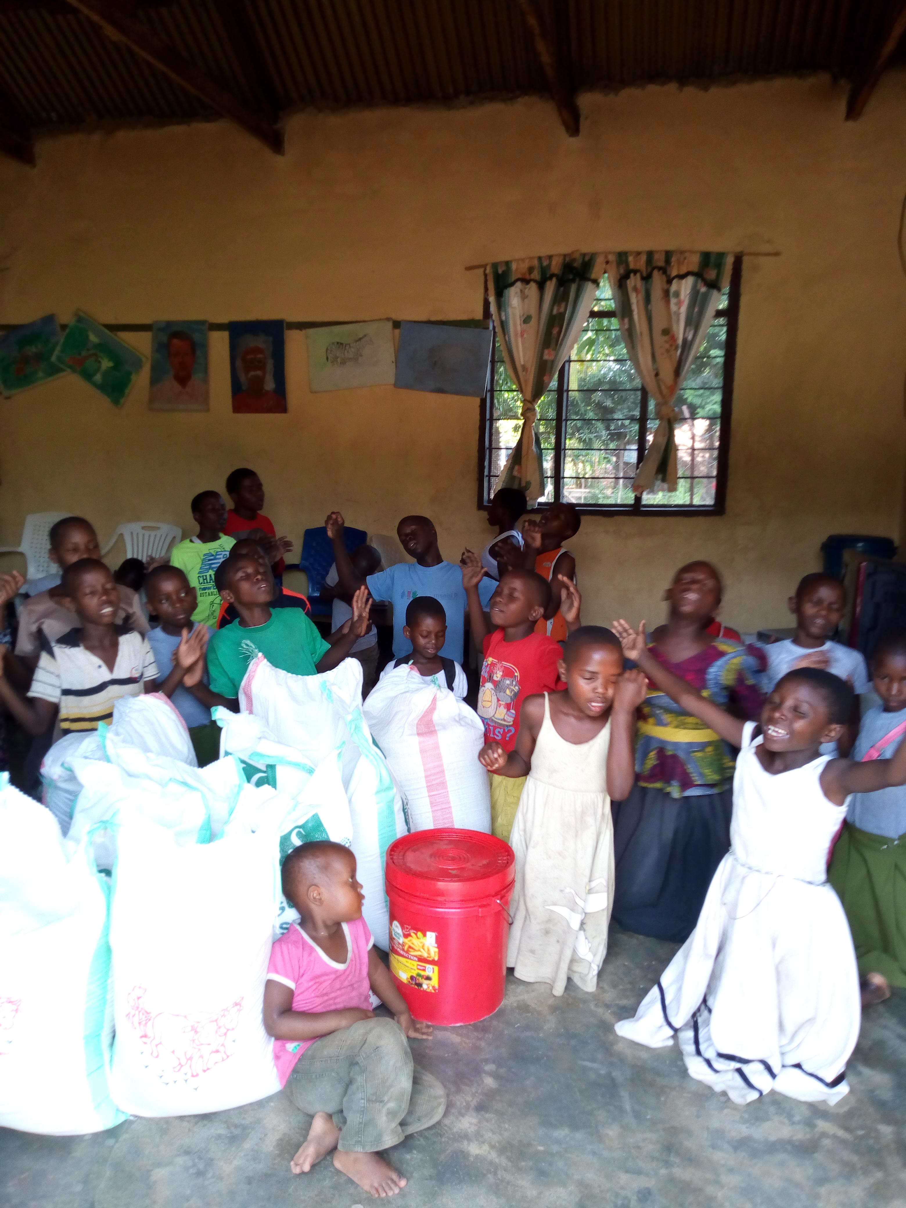 TansaniaKids e.V. - Tanzende Kinder